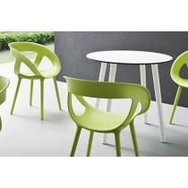 Terras stoelen