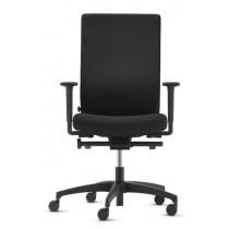 Dauphin @just Evo bureaustoel zwart
