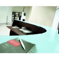 Reception Glass 120 graden Rec 001 compleet