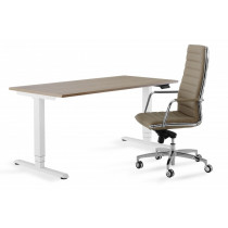 Flex 3 zit/sta bureau rechthoek 200x80cm