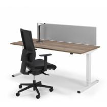 Flex eco zit/sta bureau rechthoek 200x80cm