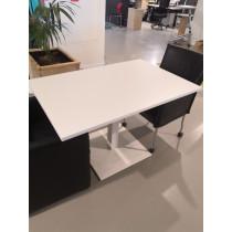Trompetvoet tafel 120x80cm